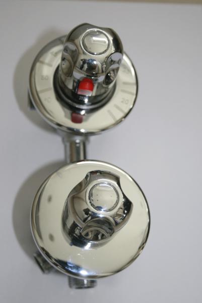 Thermostat Armatur 5-Wege Umsteller
