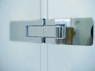 Tür-Scharnier Helgoland für Duschen
