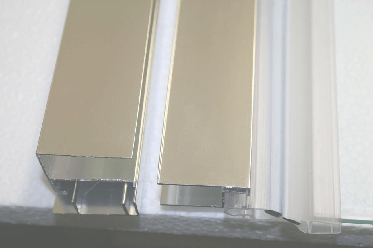 Duschabtrennung Nische 100 Cm Barrierefrei Duschen24de