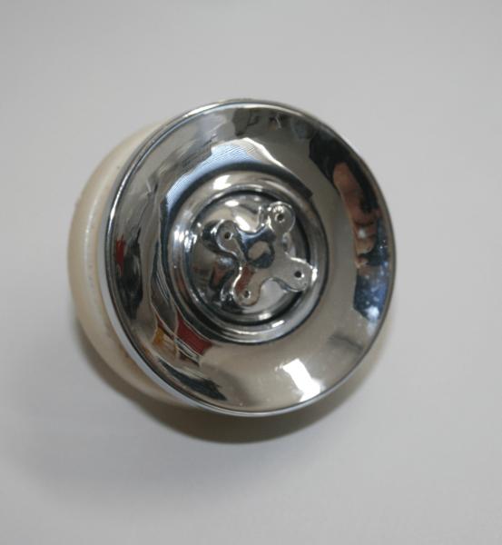 Rueckenduese 35 mm für Duschkabinen Ansicht vorn